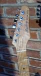 Electric guitar (detail)
