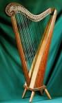 36 string french harp