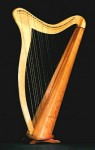 Irish style harp  Irish style harp 488647 95x150