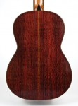 Cocobolo Guitar (back)