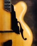 Lusso Jazz guitar