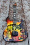 SS ST Custom Guitar