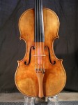 John Young acoustic violin
