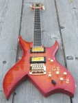 SR # 0033 Moser Guitar