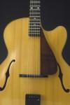 Davis archtop guitar