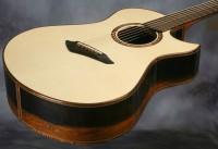 Placencia OM guitar