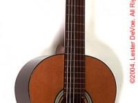 DeVoe Classical Guitar