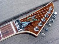 Scimitar #1 Guitar