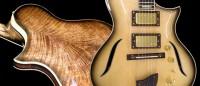 Archtop Jazz Guitar