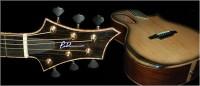Eva Um Acoustic Guitar