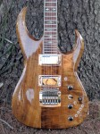 Scimitar #1 Guitar