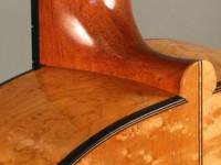 Torres guitar - detail