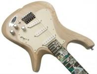 6 Strings Solid Body Guitar