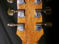 Left-handed Acoustic Guitar