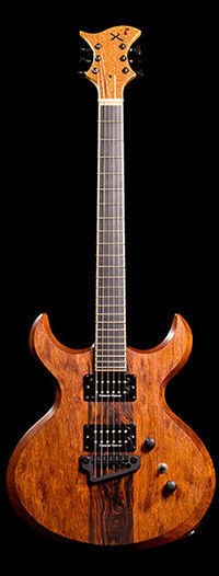 "\""Vera\"" 6 String Guitar"